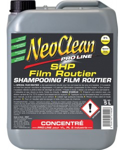 SHAMPOOING SHP FILM ROUTIER 5L