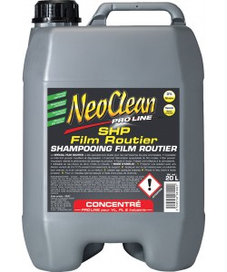 SHAMPOOING SHP FILM ROUTIER 20L