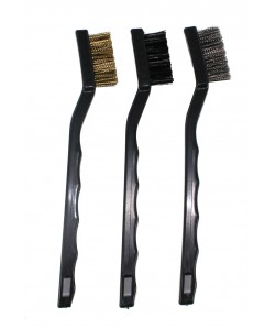 KIT 3 BROSSES