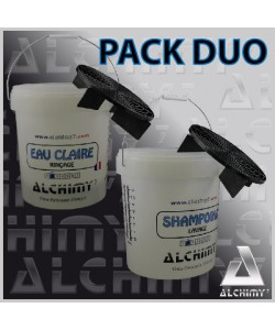 "PACK DUO ""LAVAGE + RINÇAGE """