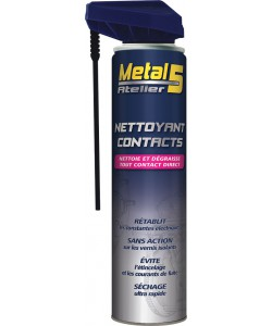 NETTOYANT CONTACTS 400ML
